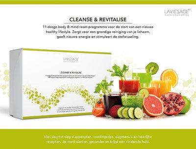 Detox cleanse & revitalise lavieSage