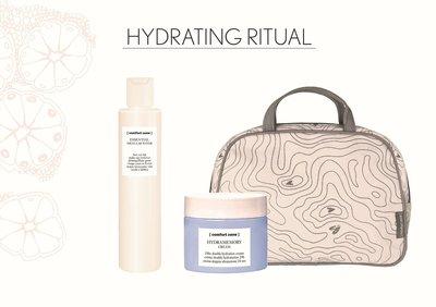Hydrating ritual